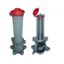 Гидрант пожарный  Н=1750 мм (стальной)