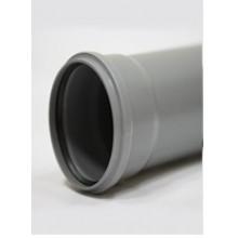 Труба ПП 110 * 500 мм (толщ.2,7мм) Саратовпластика