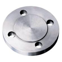 Заглушка стальная фланцевая 100 10 (16) атм.