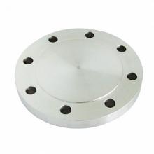 Заглушка стальная фланцевая 150 10 (16) атм.