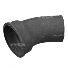 Отвод ЧК 135х150