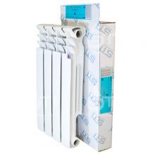 Алюминиевый радиатор STI 500 100 4 секции