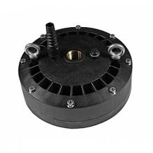 Оголовок скважинный  АКВАРОБОТ АОС-133-40 (133 мм-диам оголовка, 40-подкл ПЭ тр)