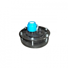 Оголовок скважинный  ОГс-113-125-25(113-125 мм-диам оголовка, 25-подкл ПЭ тр)
