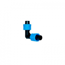 Колено зажимное для ленты SL-002.3