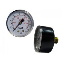 3016N0002G SMT- манометр 16 бар горизонтальный 1/4 штуцер