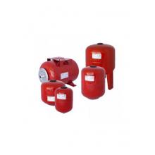 Бак  расширительный Беламос 24 HW/RW горизонтальный (сталь, красный) на ножках