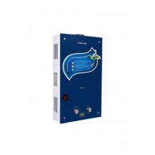 Газовый водонагреватель Superflame SF0120 10л. Стекло / КОБАЛЬТ с дисплеем (Мощн. 20 кВт, расход 10л/мин)