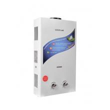 Газовый водонагреватель Superflame SF0120Е 10л. белый БЕЗ ДИСПЛЕЯ (Мощн. 20 кВт, расход 10л/мин)