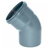 Отвод 110х45° Водполимер
