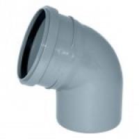 Отвод 110х67° Водполимер