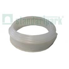 Бордюр Канта (модернизированный Кантри) пластиковый белый полупрозрачный