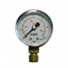 3006N0002G SMT- манометр 6 бар горизонтальный 1/4 штуцер
