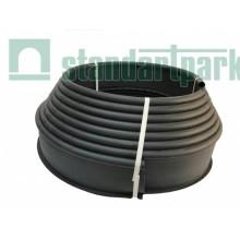 Бордюр Канта (модернизированный Кантри) пластиковый черный