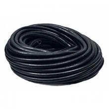 Шланг полив. 20 мм бухта 25м(вес 3.8 кг) САРАНСКИЙ черный ПВХ