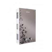 Газовый водонагреватель Superflame SF0120 10л. ЗЕРКАЛО  (Мощн. 20 кВт,  расход воды 10 л/мин)