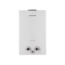 Газовый водонагреватель Superflame SF0120 10л.белый/Сжижен.газ (Мощн. 20 кВт,  расход воды 10 л/мин)